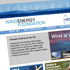 Wind Energy Foundation