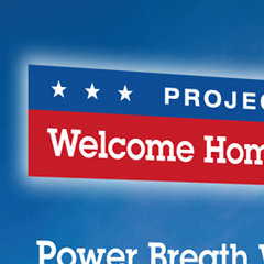 Project Welcome Home Troops